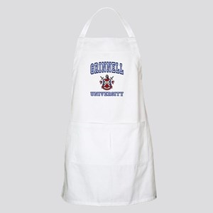 GRINNELL University BBQ Apron