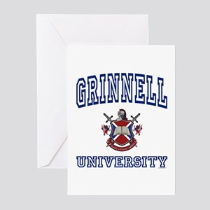 GRINNELL University Greeting Cards (Pk of 10)