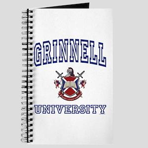 GRINNELL University Journal