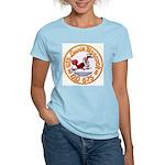 USS LEWIS HANCOCK Women's Light T-Shirt