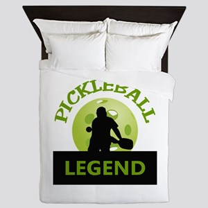 PICKLEBALL LEGEND Queen Duvet