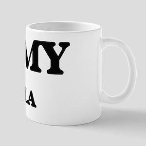 I Love My HULA Mug