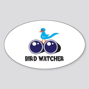 BIRD WATCHER Sticker