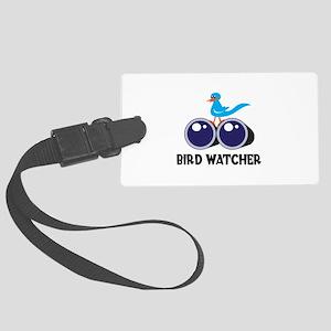 BIRD WATCHER Luggage Tag
