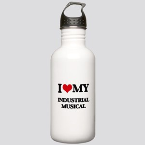 I Love My INDUSTRIAL M Stainless Water Bottle 1.0L