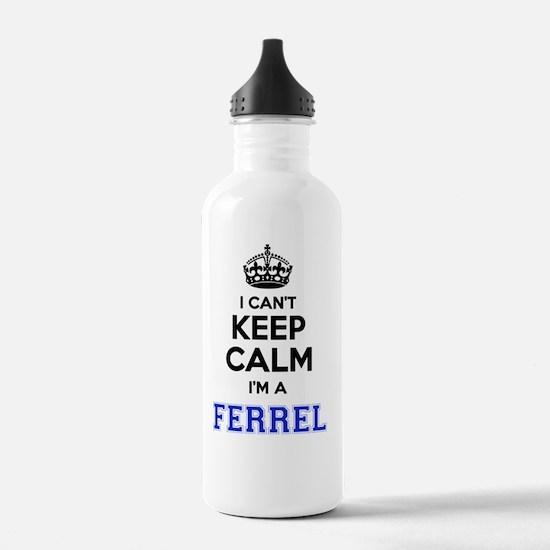 Funny Will ferrel Water Bottle