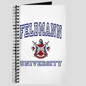 FELDMANN University Journal