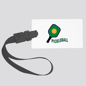 PICKLEBALL Luggage Tag