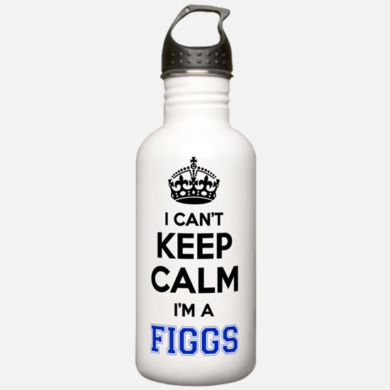 Funny Figgs Water Bottle