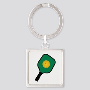 PICKLEBALL AND PADDLE Keychains