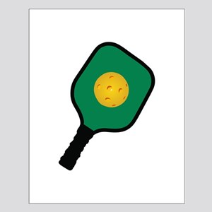 PICKLEBALL AND PADDLE Posters