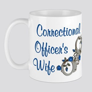 Blue Rose Corrections Mug