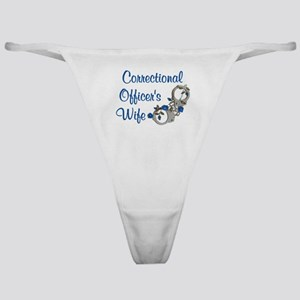Blue Rose Corrections Classic Thong