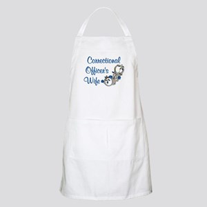 Blue Rose Corrections BBQ Apron
