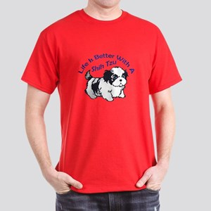 BETTER WITH SHIH TZU T-Shirt