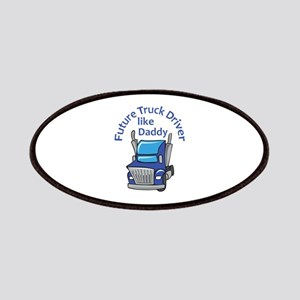FUTURE TRUCK DRIVER Patches