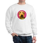 Airedale dog Sweatshirt