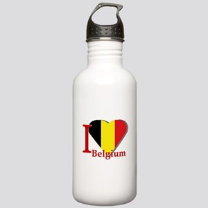 I love Belgium Stainless Water Bottle 1.0L