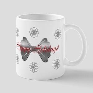 Cute Happy Holidays Custom Mugs