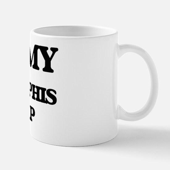 Funny Memphis radio Mug