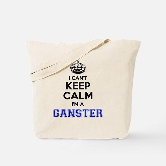 Funny Ganster Tote Bag