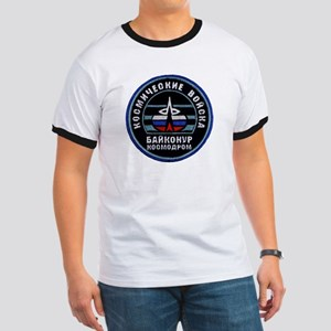 Baikonur Cosmodrome Ringer T