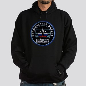 Baikonur Cosmodrome Hoodie (dark)