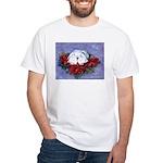 Melody White T-Shirt