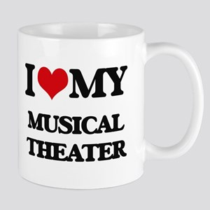 I Love My MUSICAL THEATER Mugs