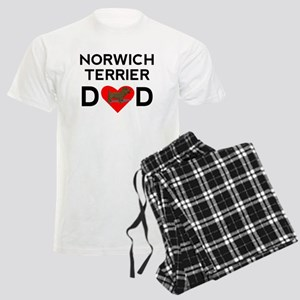 Norwich Terrier Dad Pajamas
