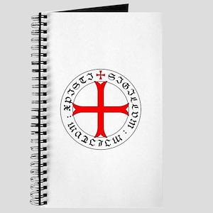 Knights Templar 12th Century Seal - Holy G Journal