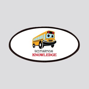 DESTINATION KNOWLEDGE Patches
