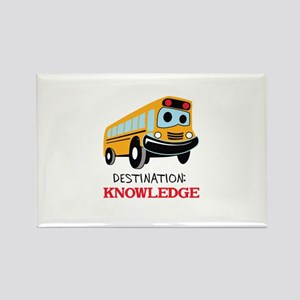 DESTINATION KNOWLEDGE Magnets