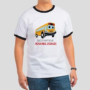 DESTINATION KNOWLEDGE T-Shirt