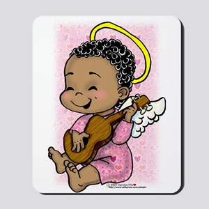 Musical Angel Mousepad