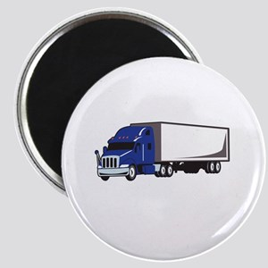 SMALL SEMI TRUCK Magnets