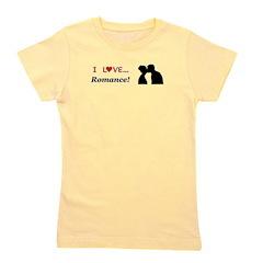 I Love Romance Girl's Tee