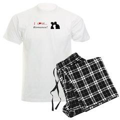 I Love Romance Pajamas