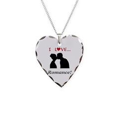 I Love Romance Necklace