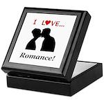 I Love Romance Keepsake Box