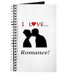 I Love Romance Journal