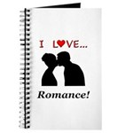 I Love Romance Journal