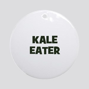 kale eater Ornament (Round)