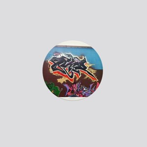 Wildstyle Art Mini Button