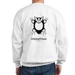 Doodlez Studios Badgee Sweatshirt