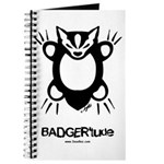 Doodlez Studios Badgee Journal
