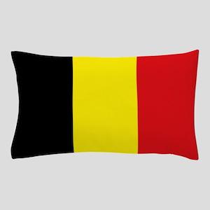 Belgian flag Pillow Case