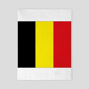 Belgian flag Twin Duvet