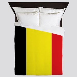 Belgian flag Queen Duvet