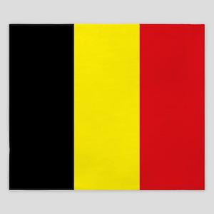 Belgian flag King Duvet